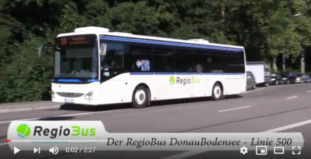 YouTube - RegioBus 500