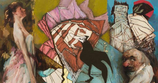 "Ausstellung ""Künstler-Nachbarschaften"""