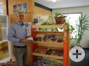 Bücherregal jetzt auch im Bürgerbüro Meßkirch
