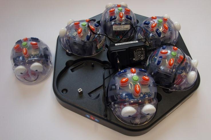 Blue Bots