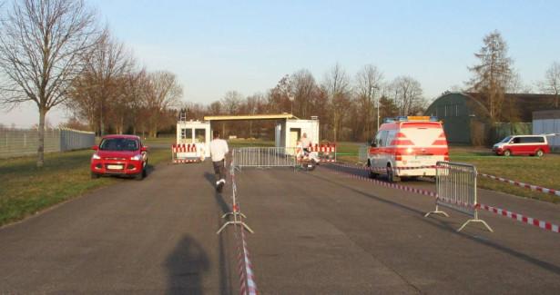Corona Testzentrum in Hohentengen